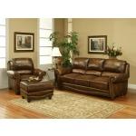 Cambria Leather Sofa