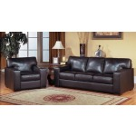 Prestige Columbia Leather Sofa