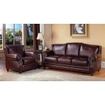 Prestige Dover Leather Chair