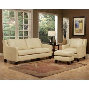 Malibu Leather Sofa