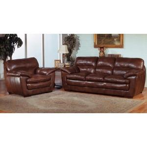 Prestige Benton Leather Chair