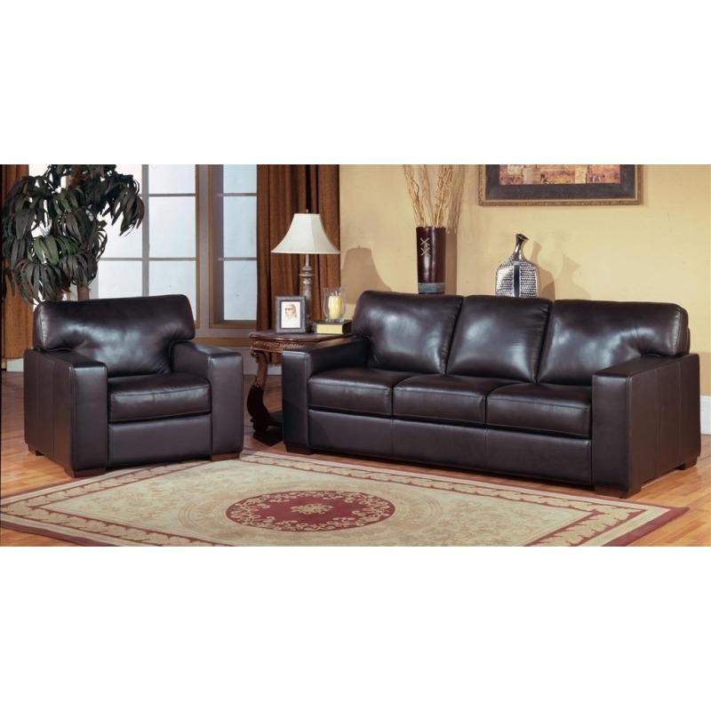 Prestige Columbia Leather Chair