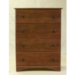 Cinnamon Fruitwood Big Chester Sidekick Chest