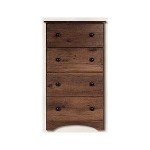 "23"" 4 Drawer Chest  - Aspen Oak"