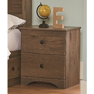 "21"" Nightstand - Aspen Oak"