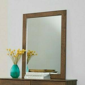 Mirror - Aspen Oak