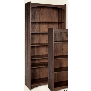 Bookcase - Aspen Oak