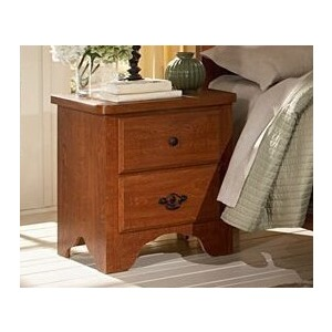 Nightstand - Heritage Oak