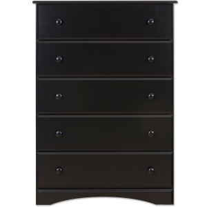 Big Chester Chest - Solid Black