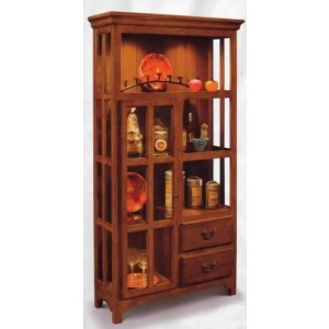 New Haven Display Cabinet