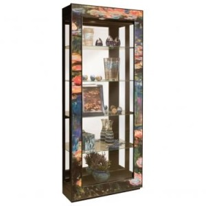 Water Lillies - Accent Cabinet