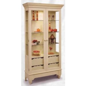 Summerville Display Cabinet