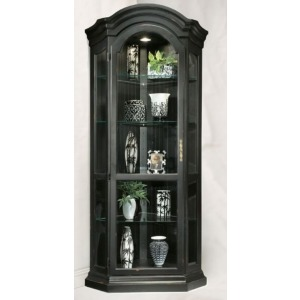 Panorama Corner Display Cabinet