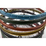 Bicycle Wheel Spring Side Table Assorted