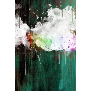 CLOUDS III - GICLEE ON CANVAS:VARRASSO