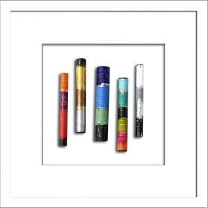 Cylindrical II - Multicolor