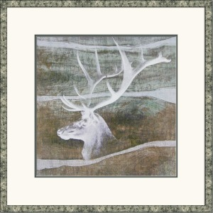 GHOST TROPPHY I (giclee) - BUTLER