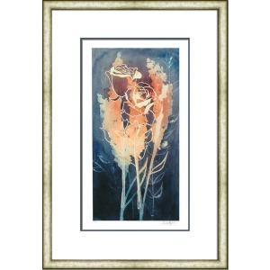 FLOWERS AT MIDNIGHT I (S/N LTD EDT) - POPP