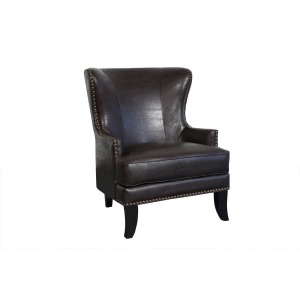 Grant Espresso Accent Chair