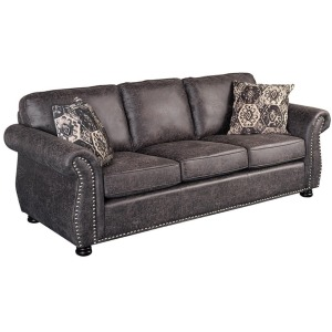 Elk River Gray Sofa