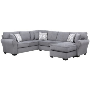 Savannah Gray Sectional