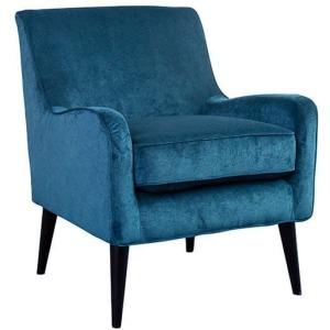 Kristina Teal Accent Chair