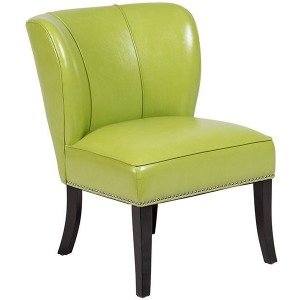 Ipanema Lime Green Accent Chair