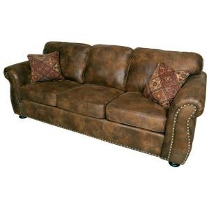 Elk River Brown Sofa