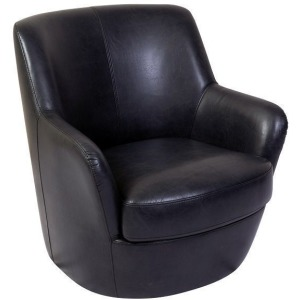 Hayes Gray Swivel Chair