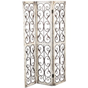 Hinson Wood and Iron Screen