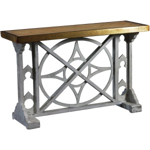 Belmont Wood Console Table