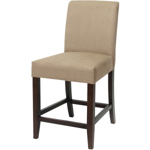 """""""Slip Over"""" Counter Stool, 24″ Seat Height"""