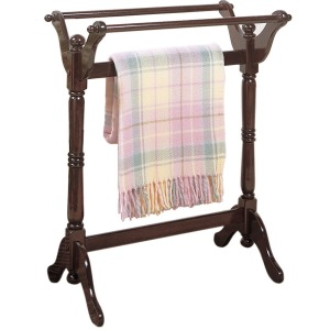 Heirloom Cherry Blanket Rack