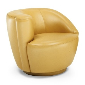 Left Arm Swivel Chair
