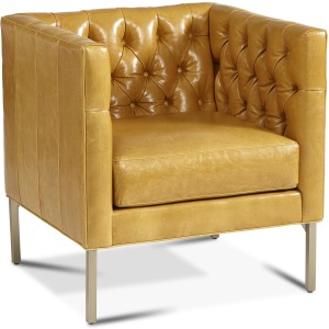 Brie Leather Chair