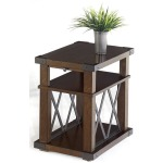 Landmark Chairside Table