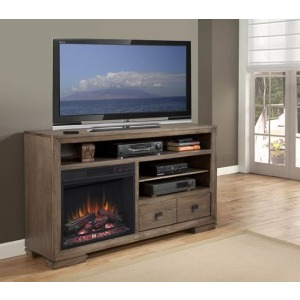 60 Inch Console/Fireplace