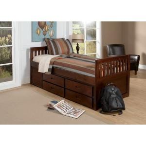 Twin-Full Under Bed Storage