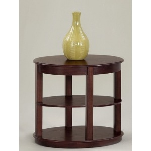 Sebring Oval End Table