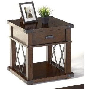 Landmark Rectangular End Table
