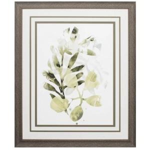 Lichen & Leaves II