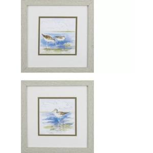 Sketchy Shore Birds S/2