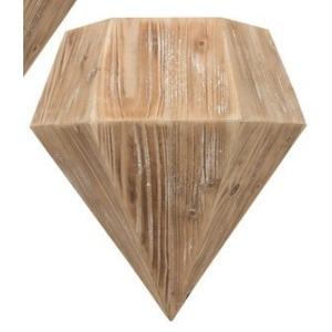 Natural Wood Shelf - Small