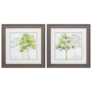 Woodland Trees - Set of 2