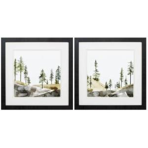 Pine Hills  - Set of 2