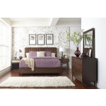 Modern Harmony King-California King Headboard