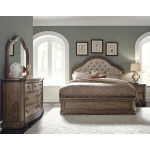 Aurora King-California King Uph Headboard
