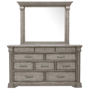 Madison Ridge Dresser & Mirror