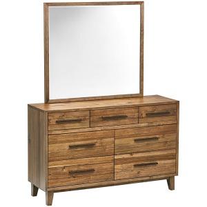 Club Projects Modern Dresser - Brown