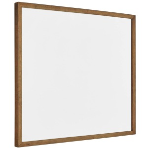 Club Projects Modern Mirror - Brown